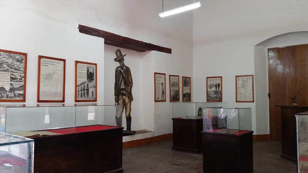 Casa de Cultura Augusto C. Sandino