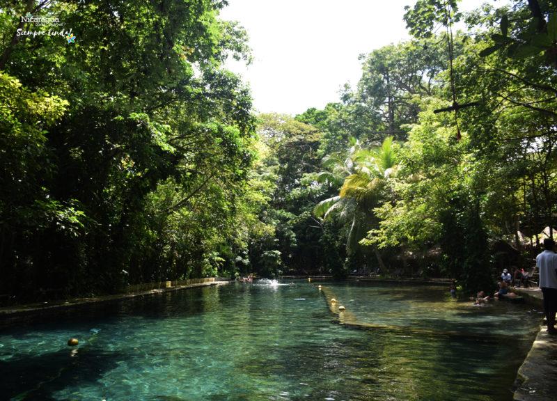 Ojo de Agua Ometepe nicargua