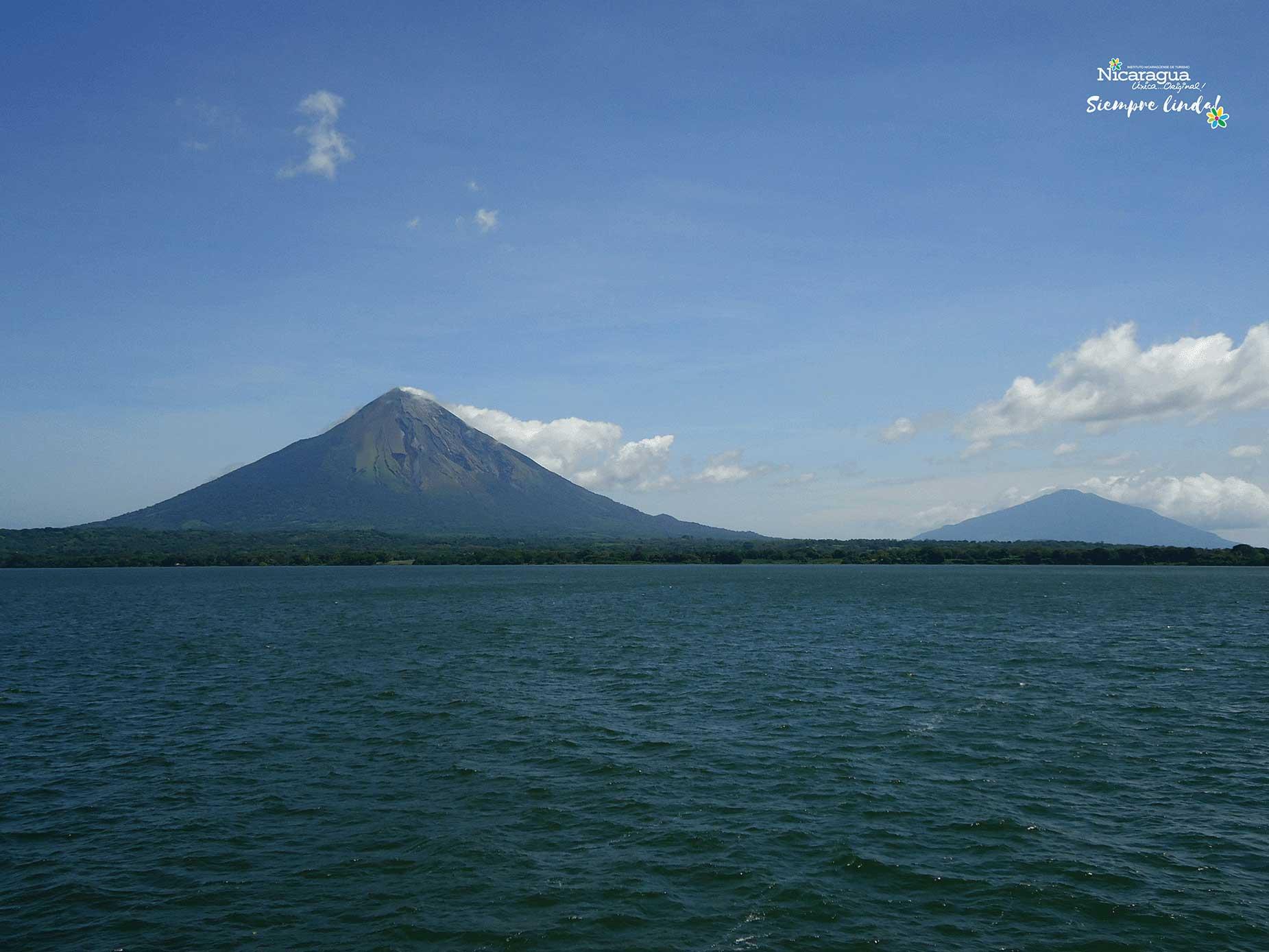 Vista de Ometepe