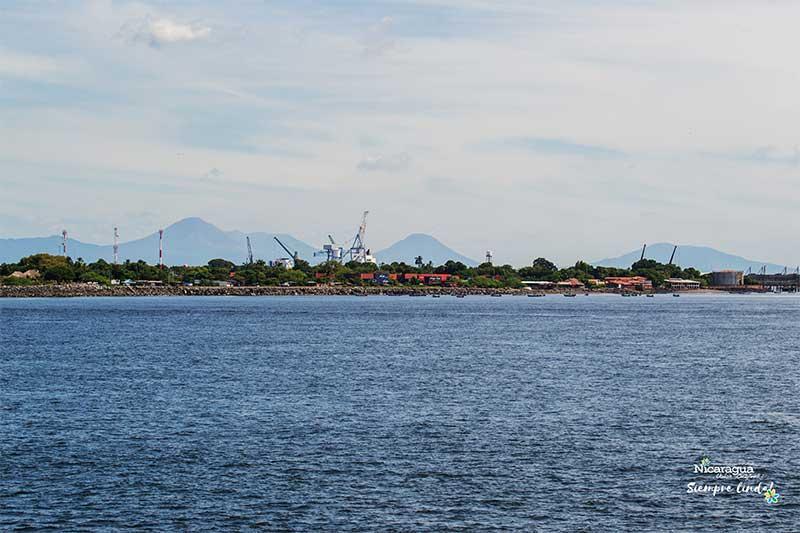Puerto-Corinto-chinandega