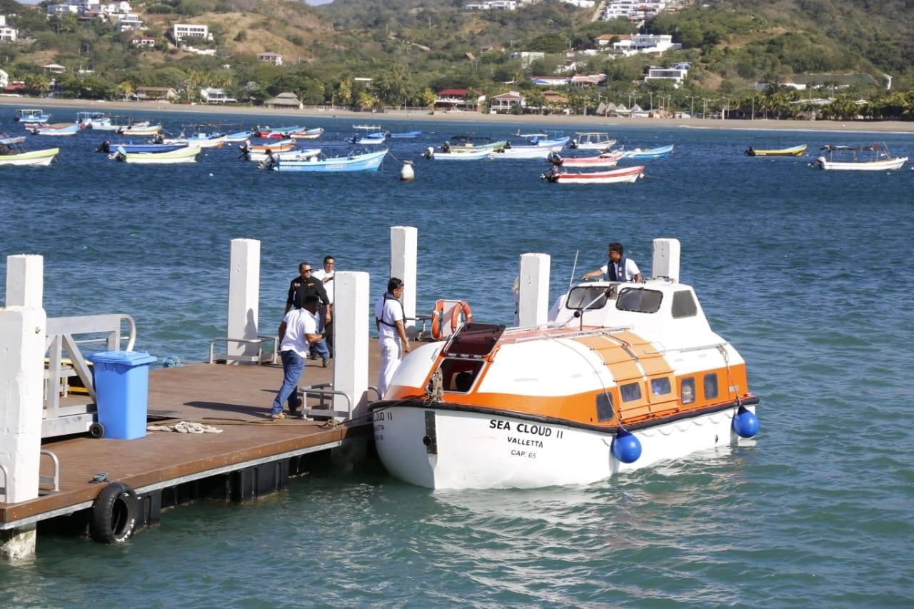 puertos turisticos