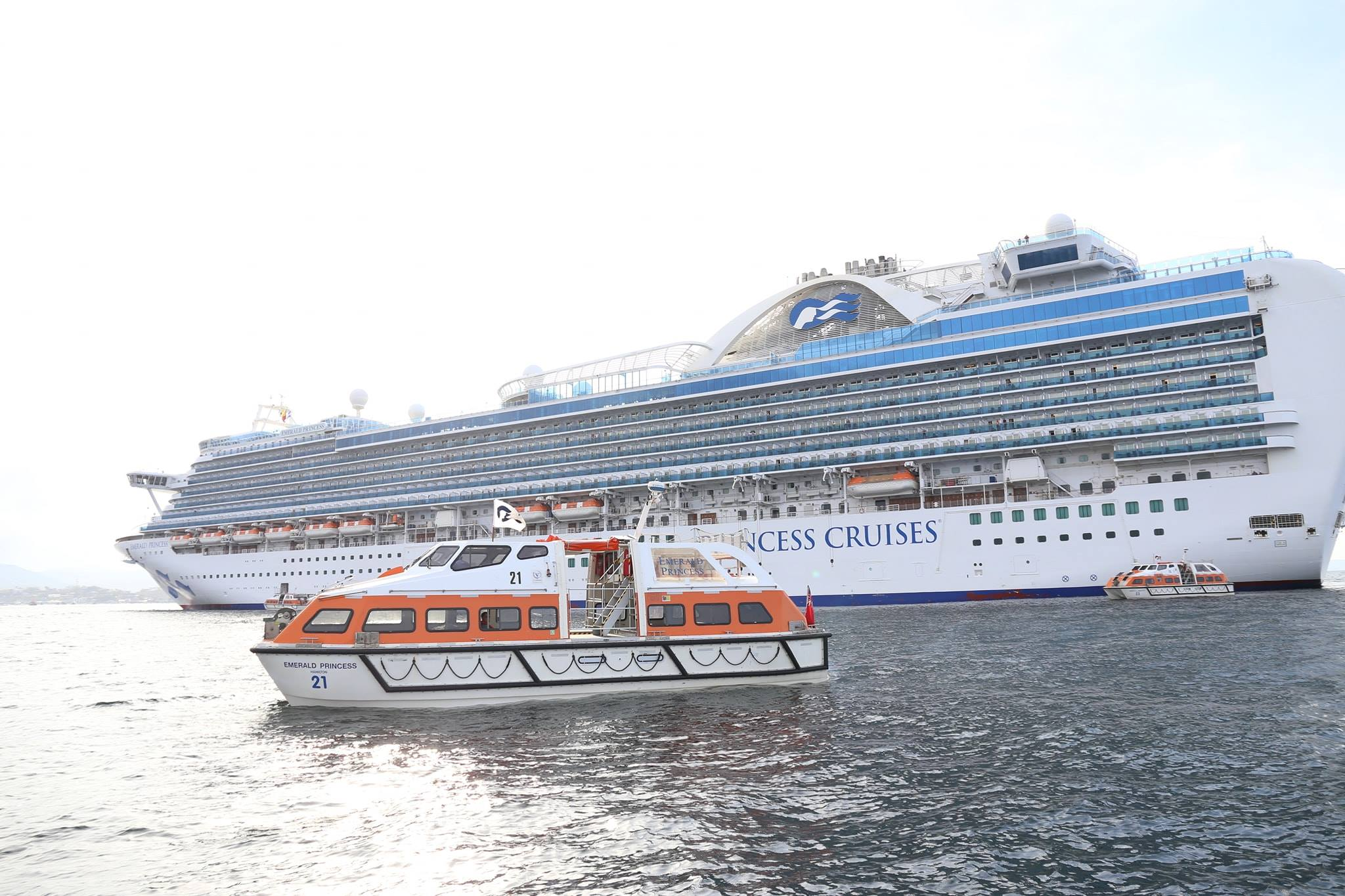 Princess Cruises Nicaragua