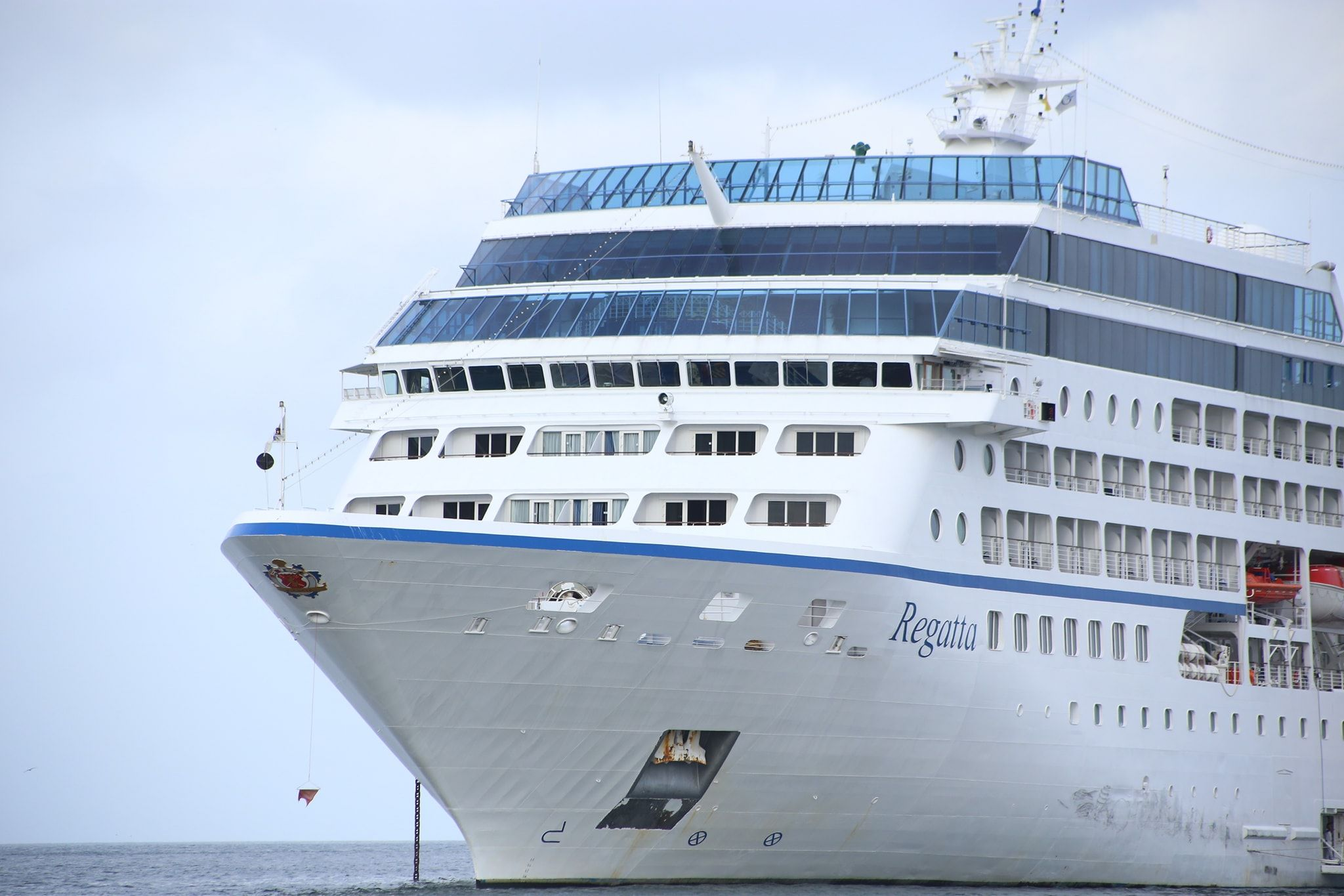 Crucero san juan del sur