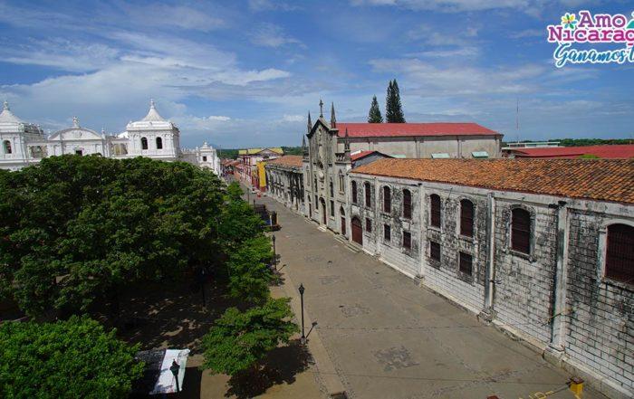 leon-tradicion, historia y cultura-Nicaragua