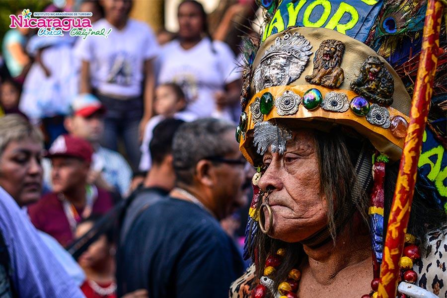 Santo Domingo de Guzman-cacique mayor – Visita Nicaragua