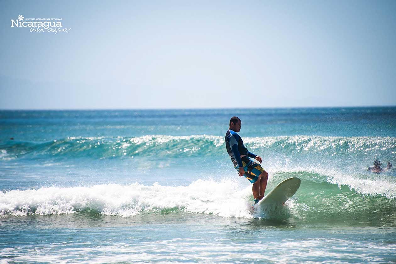 Surf Nicaragua