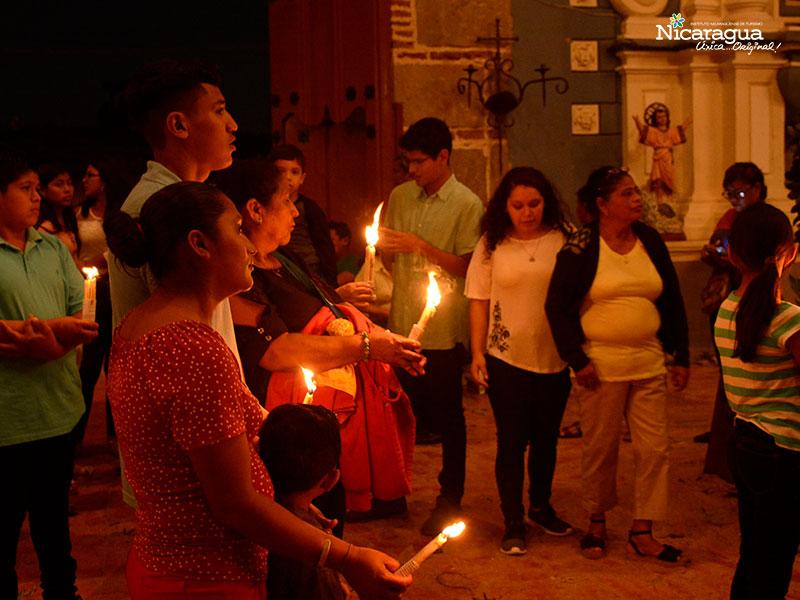 devotos de virgen de candelaria 1