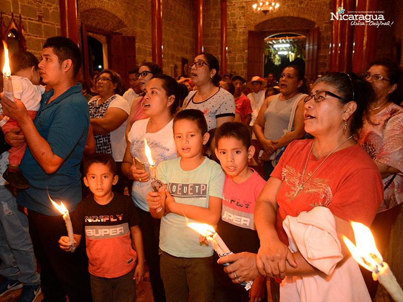 virgen de candelaria Peregrinos