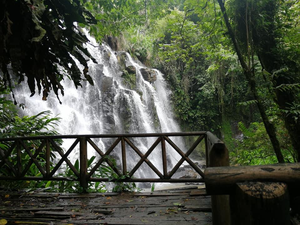Cascada la Bujona