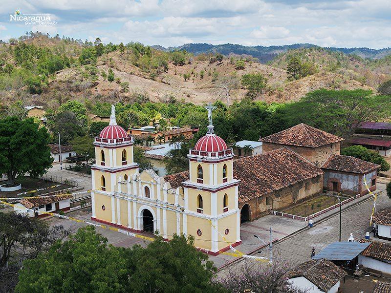 Ciudad antigua- Nueva Segovia