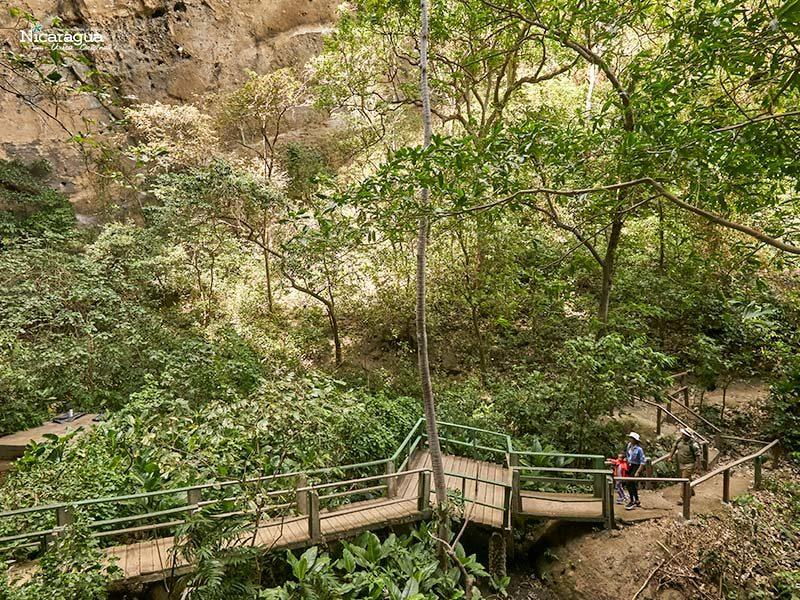 Refugio de Vida Silvestre El chocoyero, Managua