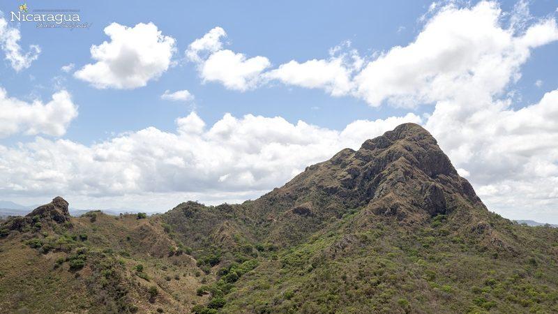 Cerro quizaltepe Boaco