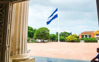Managua Palacio Nacional