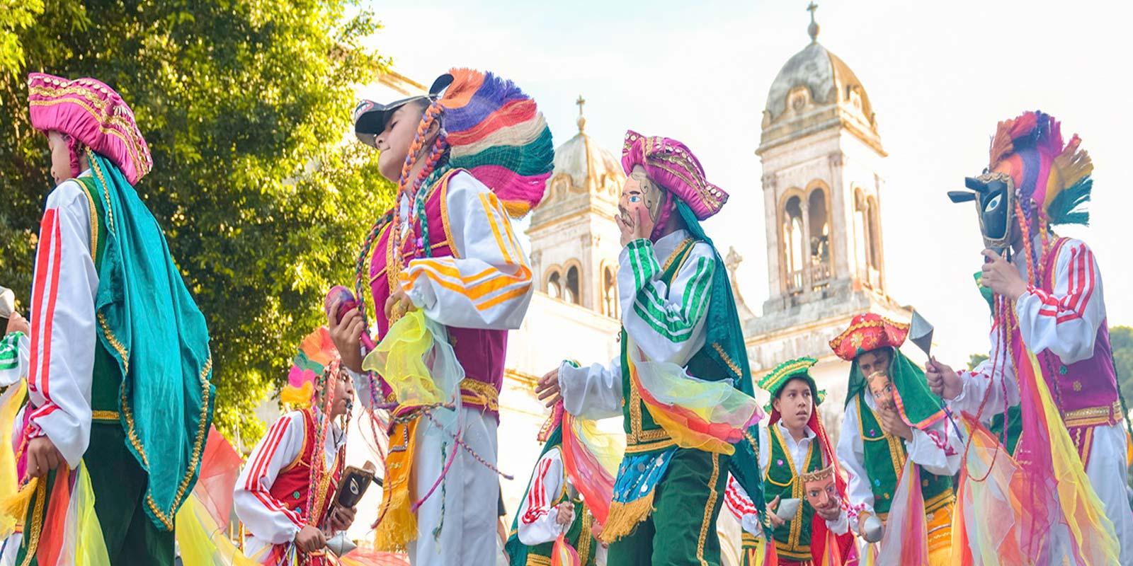 Güegüense-Nicaragua-Festival