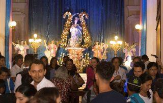 Purisima-Tradiciones-de-Nicaragua-Virgen-Maria