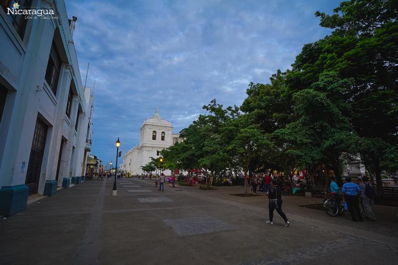 Parque centra-Leon