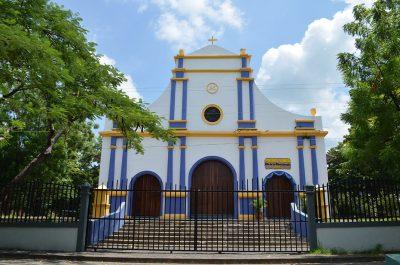 Iglesia Parroquial Santa Rita de Casia-Teustepe
