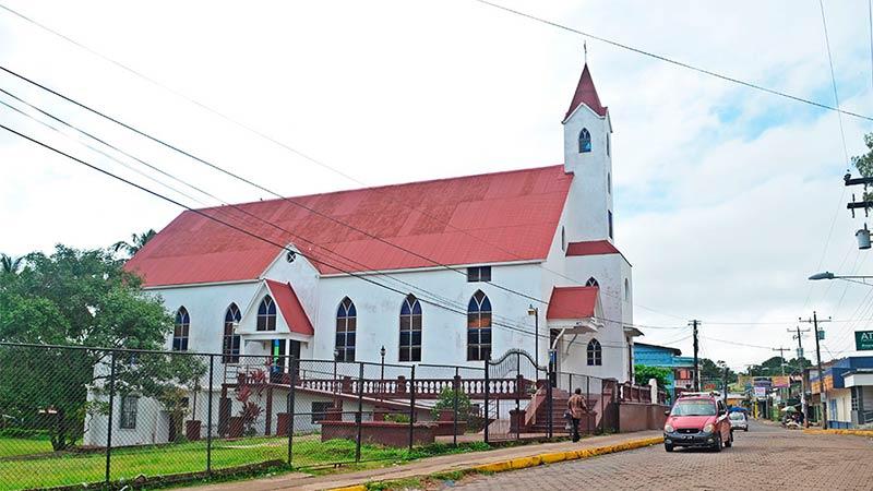 Iglesia-Morava-Bluefields