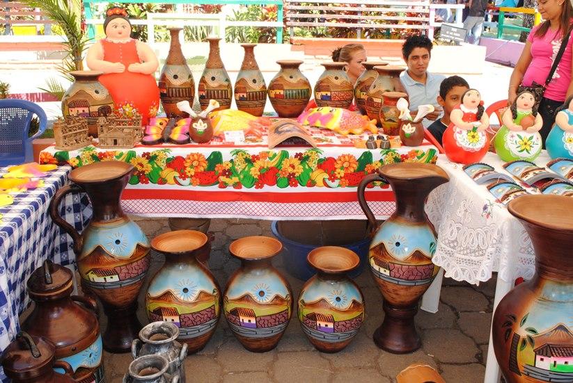 Cultura visita nicaragua for Como hacer artesanias en casa