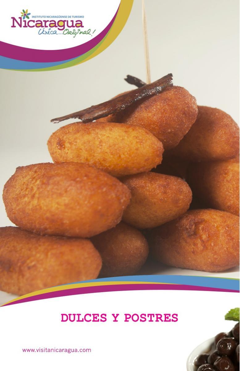 Recetas de dulces nicaraguenses